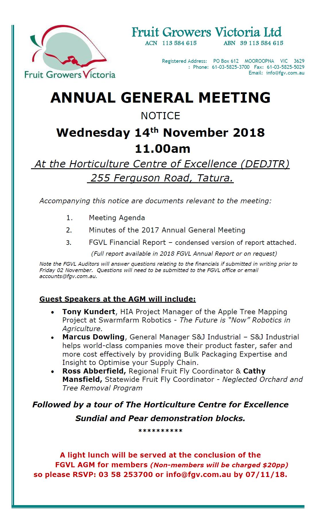 FGV AGM Notice 14th November 2018 JPEG